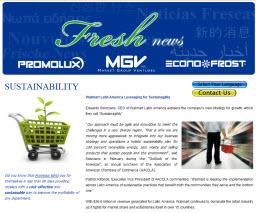 Promolux Newsletter Econofrost Newsletter