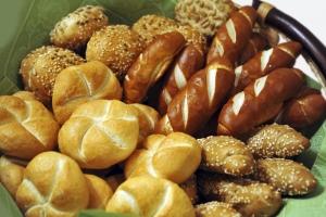 面包和糕点