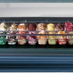 Colorful Gelato showcased with Promolux LEDs