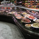 Promolux LEDs attract shoppers to your Deli Displays