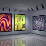 Bring out the vibrant of artwork with Promolux LEDs