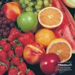 Fruit displayed under Promolux lasts longer