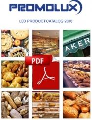 Promolux Bakery LED Catalog