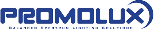 Promolux ki ap dirije Lighting Logo